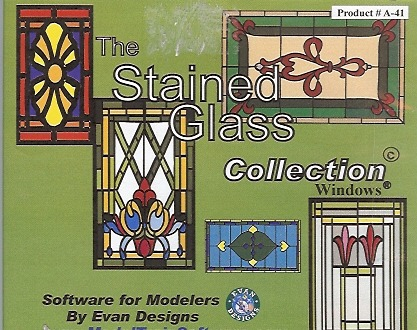 Stained Glass Software