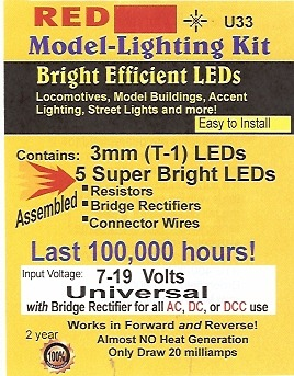 Bright Red LED