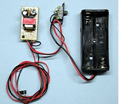 power supply for 2501 & 2503