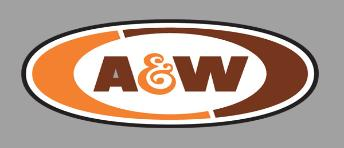 A&W Rotating sign