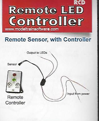 instructions to install remote control unit