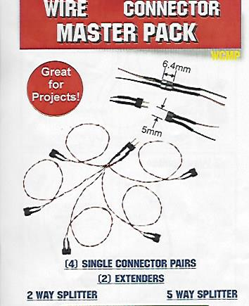 WCMP wire connector Master Pack by Evans Designs-0